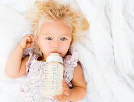 Baby Bottle Tooth Decay - Pediatric Dentist in South Miami, FL