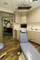 Treatment Room at Dr. Bob Pediatric Dentistry in South Miami, Florida